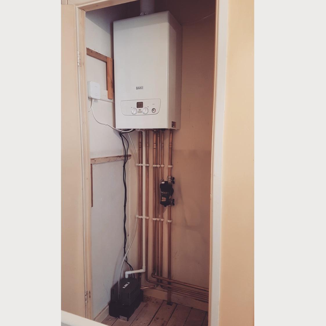 Baxi 626 Combi Boiler