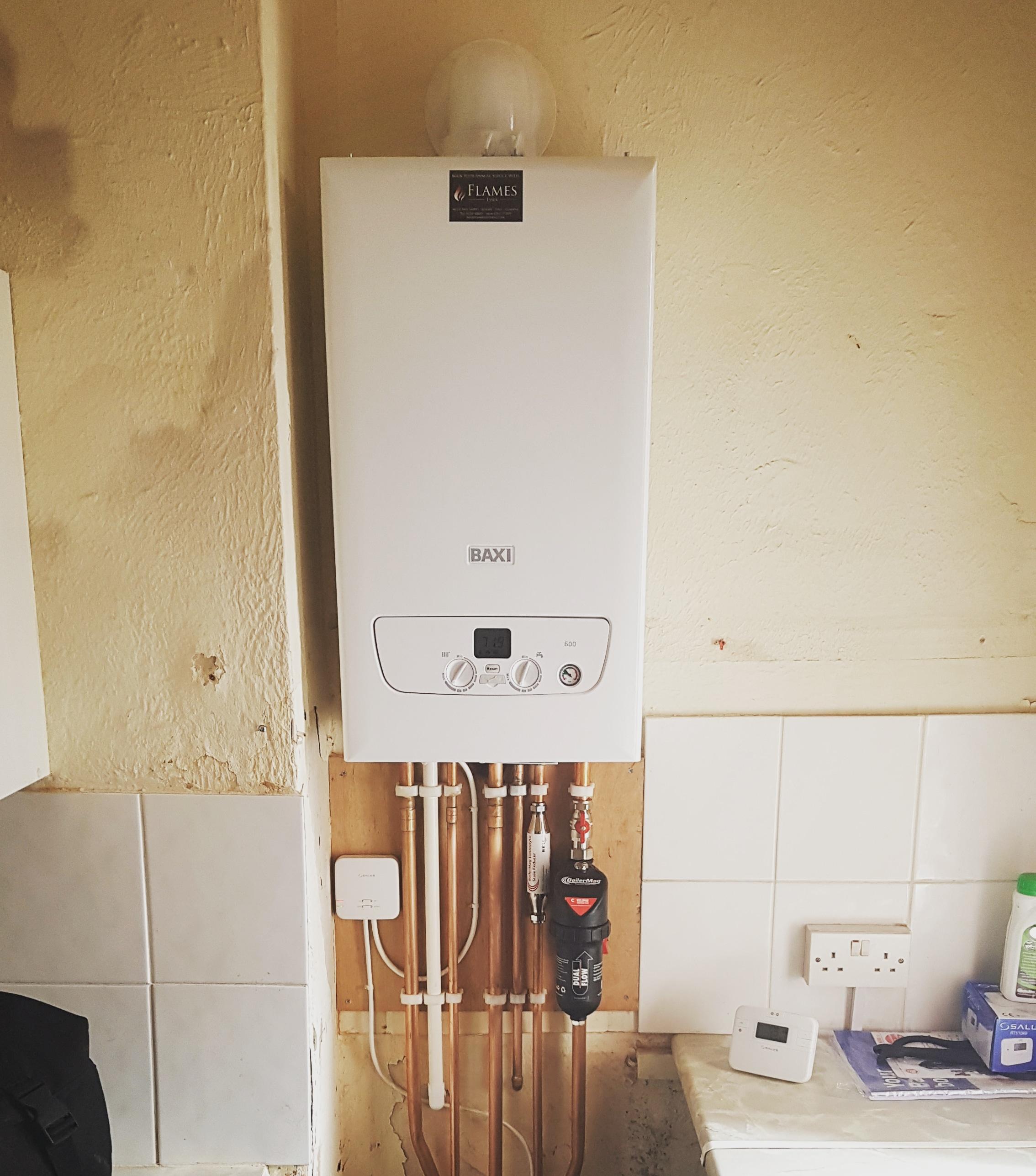 Baxi 624 Combi Boiler