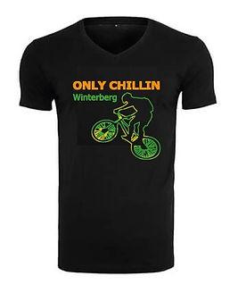 Tshirt Only Chillin Mountainbike.jpg