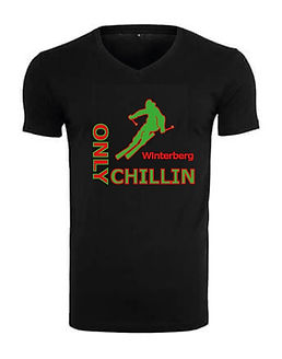 Tshirt Only Chillin Ski.jpg