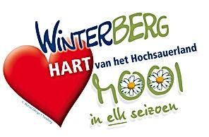Winterberg hart van het Sauerlan