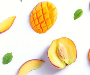 Mangó-barack illatú masszázsolaj