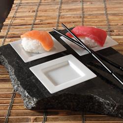 Emi-Square Dish