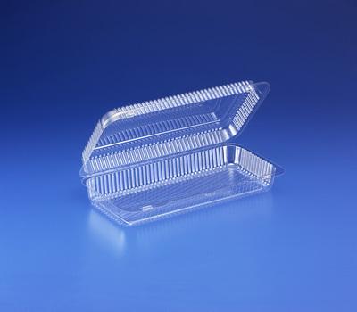 Plastic Danish Containers