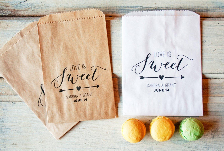Kraft and Wax Bags