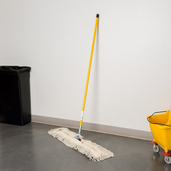Dry Mops and Handles