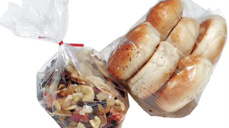 12 x 6 x 29 1.5 MIL Low Density Gusset Bagel Bag