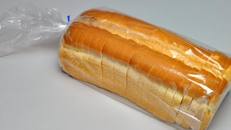 5 x 4 x 21 1 MIL Low Density Gusset Bread Bag