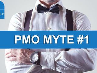 PMO Myte #1: PMO'er fejler pga. manglende Sponsor