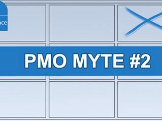 PMO Myte #2: Du SKAL vælge en bestemt type PMO til din virksomhed