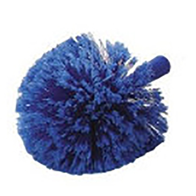 Round Duster Soft Blue