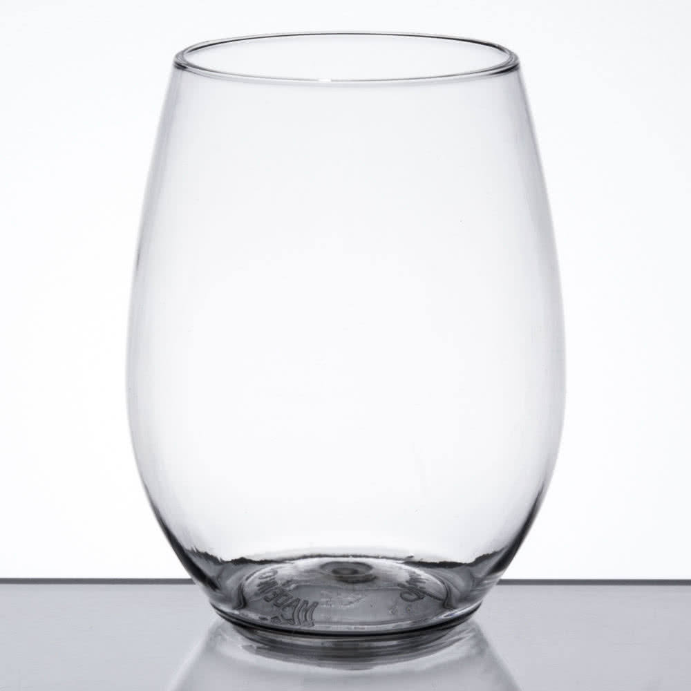 Visions-Steamless Wine Glass