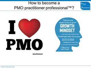 PMO-et: Hjertet i virksomheden. Hvordan træner du denne muskel?