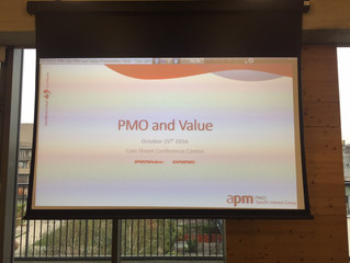 PMO value, how we deliver and communicate it.