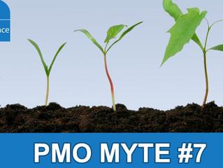 PMO Myte #7: Strategiske PMO-er har større modenhed
