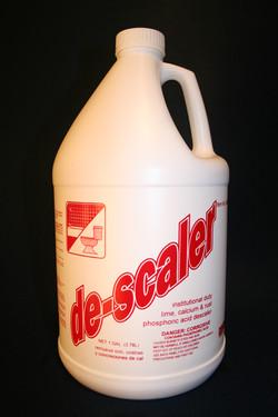 Acid Cleaner De-Scaler