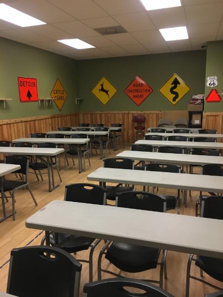 Roadworthy Classroom