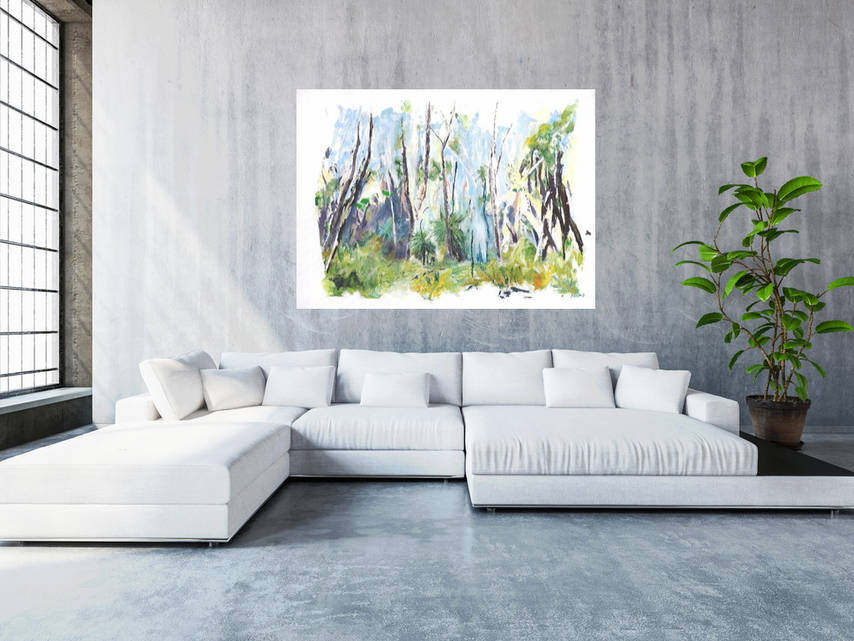 Grass Trees in lounge room l.jpg