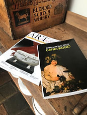 International Prize Caravaggio on Bakers