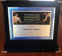 International Award for Contemporary Art