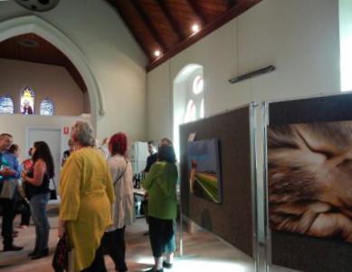 Art in the Chapel