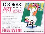 Toorak Village Art Walk 2017