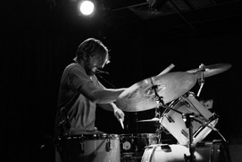 The Can-Do Attitude Brian Wilson Black and White Drums