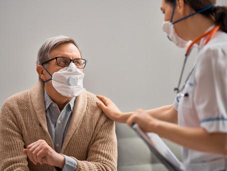 Alzheimer e Covid-19:Zelo que salva vidas-cuidadores relatam dia a dia com idosos em meio à pandemia