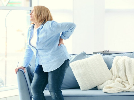 Menopausa: 4 maneira de evitar as dores nas costas