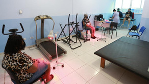 Pós-Covid: prefeitura realiza fisioterapia respiratória e neurológica em pacientes com sequelas