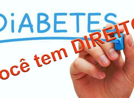 Diabetes: Você tem Direito