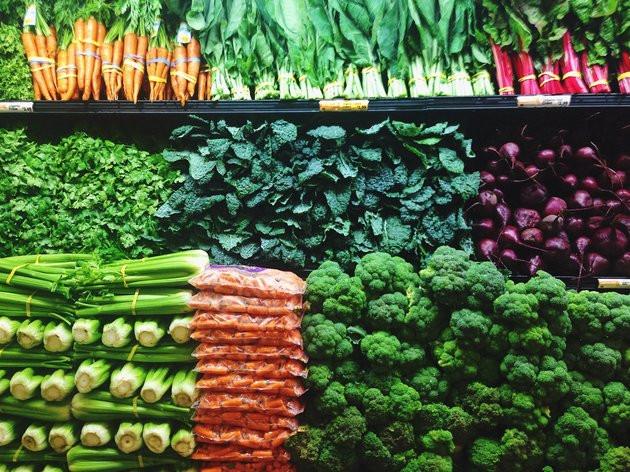 Alimentação saudável segundo a OMS