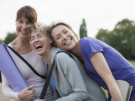 Menopausa: por quê o exercício físico é tão benéfico na menopausa?