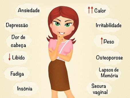 Menopausa: 5 medicamentos naturais que amenizam sintomas da Menopausa