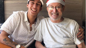 Alzheimer: Avô com Alzheimer decora música que neto fez em sua homenagem e emociona internet