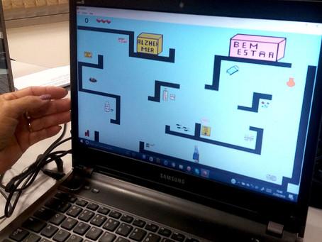 Alzheimer: idosos criam games e incentivam memória