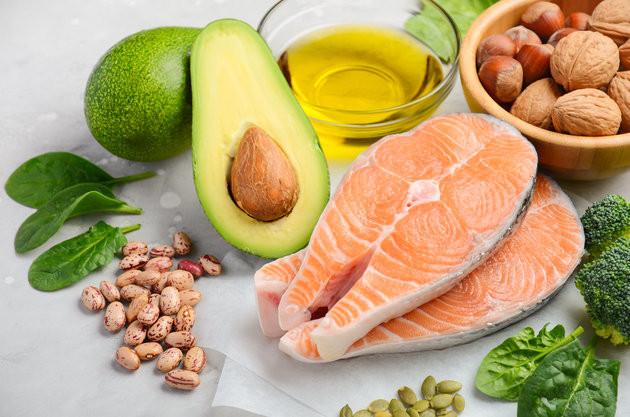 Gorduras boas e azeite