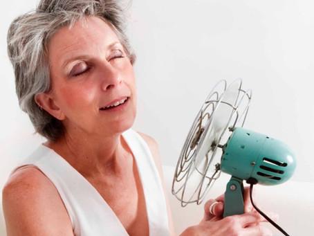 Menopausa: Truques para sobreviver à menopausa no verão