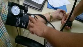 Diabetes: Estação Mauá da CPTM tem aferição de pressão arterial e teste de glicemia durante outubro