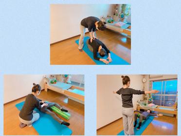 Crowne Pilates インストラクター養成コース(ビギナーマット)開催レポートDay13