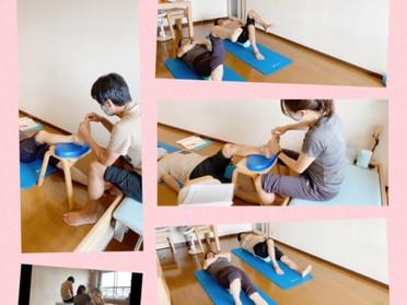 身体が楽になる足のセルフケアワークショップ開催レポート