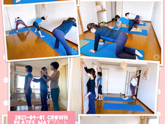 Crowne Pilatesプレトレーニングコース開催レポート②