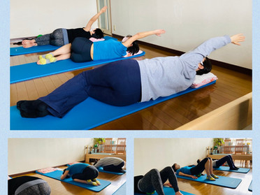 Crowne Pilatesプレトレーニングコース開催レポート①
