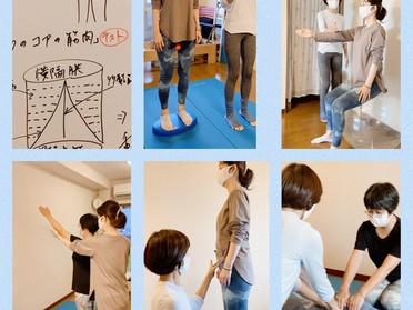 Crowne Pilates インストラクター養成コース(ビギナーマット)開催レポートDay6(17~19/72h)