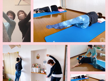 Crowne Pilatesプレトレーニングコース開催レポート③