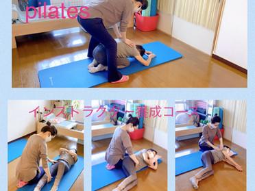 Crowne Pilates インストラクター養成コース(ビギナーマット)開催レポートDay8
