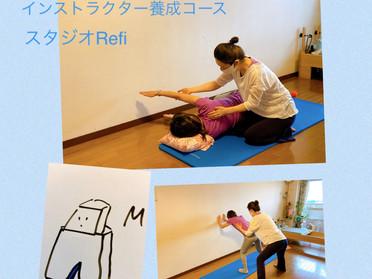 Crowne Pilates インストラクター養成コース(ビギナーマット)開催レポートDay10