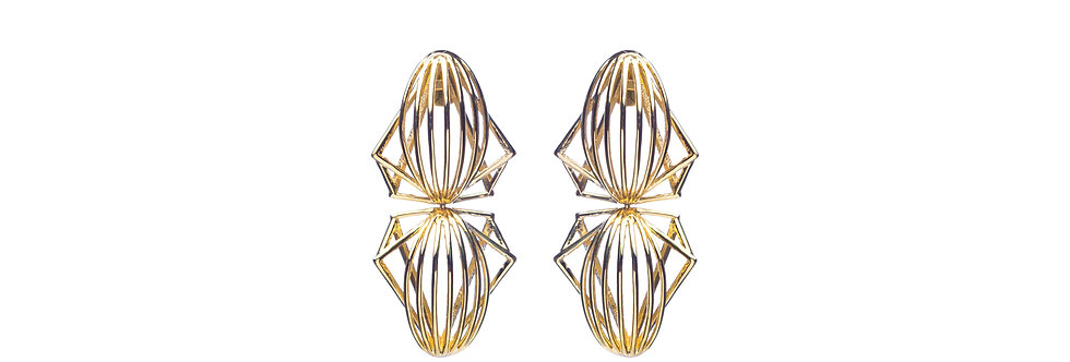 Earrings Geometric Small