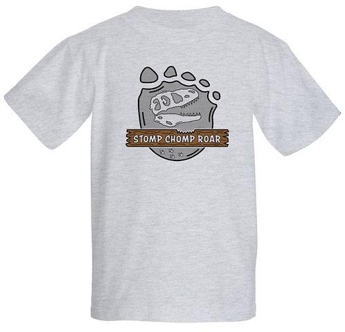 Kids Stomp Chomp Roar T-Shirt