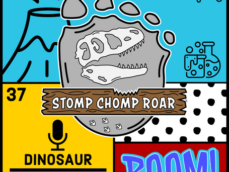Podcast 001 - Introduction to Stomp Chomp Roar